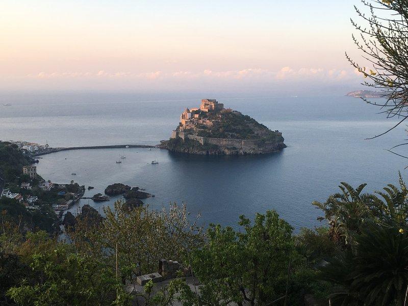 villa panoramique en pleine nature, holiday rental in Ischia Porto