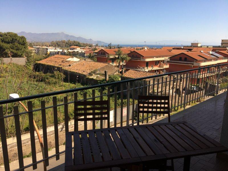 Etna e Mare, location de vacances à Coste