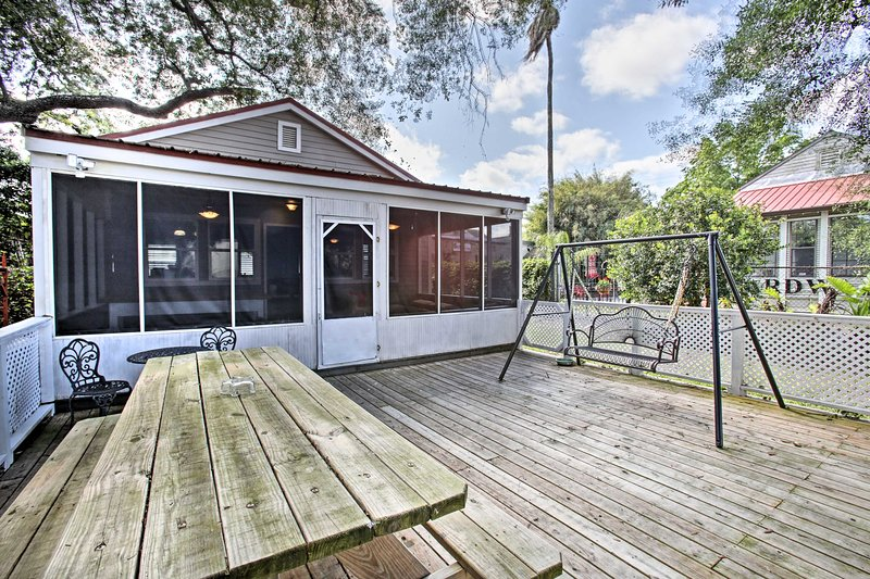 New Orleans Home W/Hot Tub-1 Mi To French Quarter! UPDATED