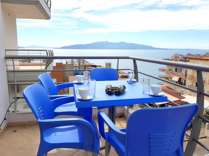 Apartment for holidays  - Valentina, holiday rental in Gjirokaster