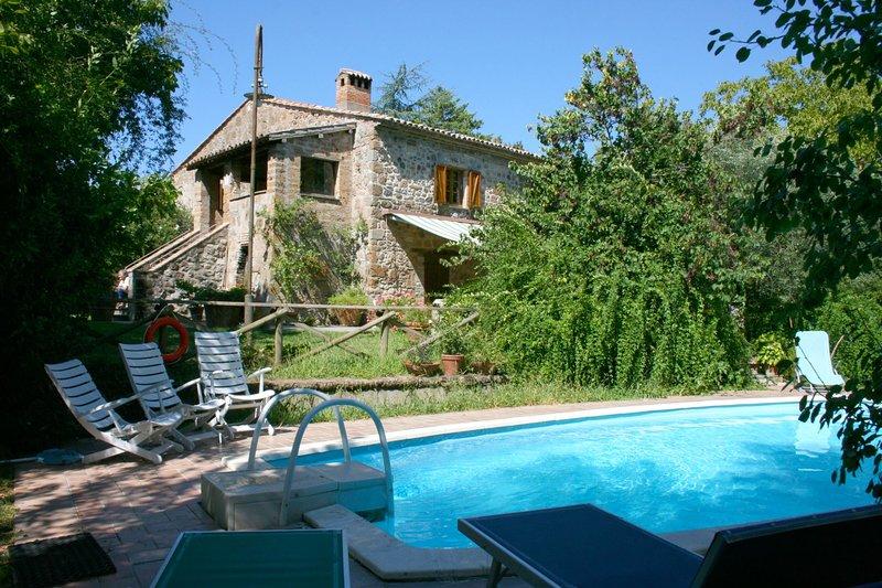 Rocca Ripesena Villa Sleeps 8 with Pool - 5490457, holiday rental in Rocca Ripesena
