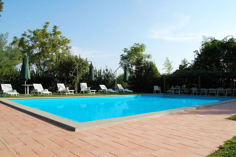 Corchiano Villa Sleeps 8 with Pool - 5490523, holiday rental in Corchiano
