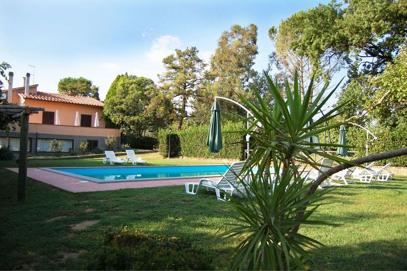CASA GRION, holiday rental in Corchiano