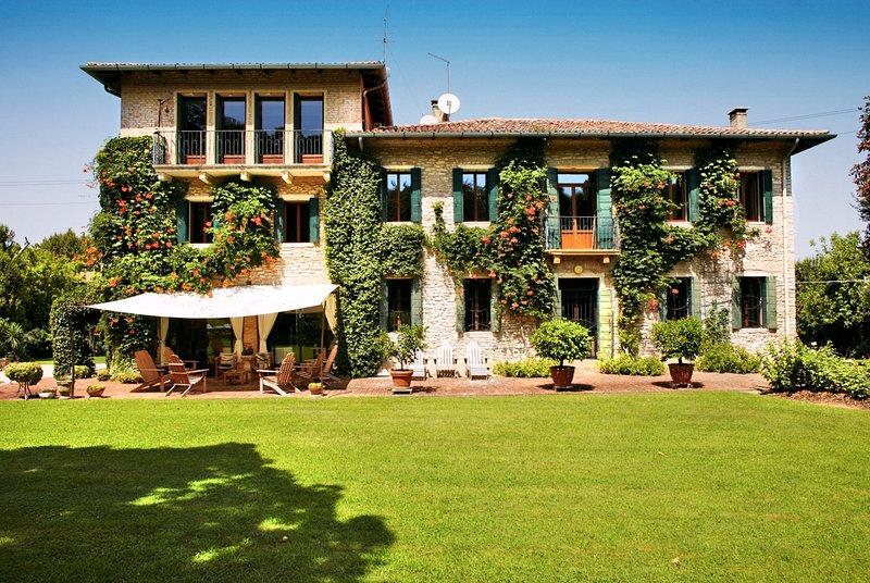 Villa Bartolomea Villa Sleeps 15 with Pool and Air Con - 5622513, vakantiewoning in Vo
