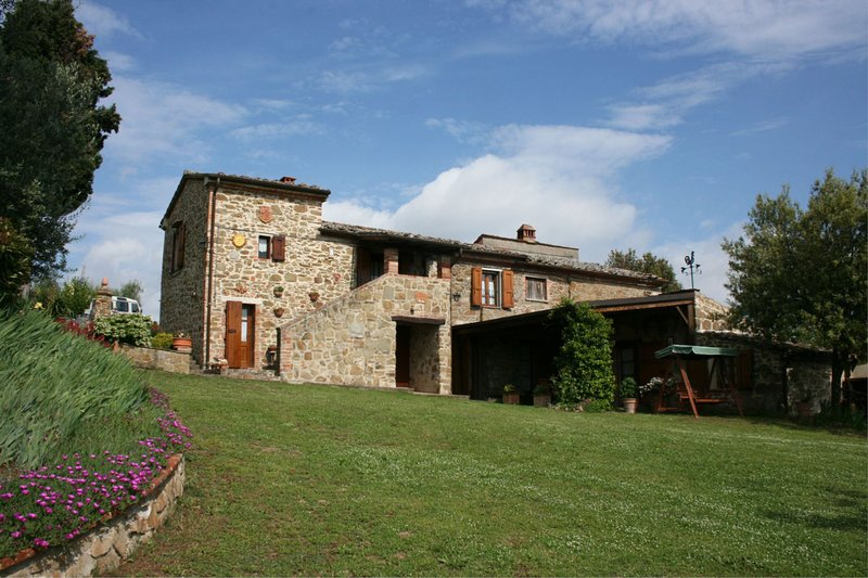 PODERE CAPANNE, vacation rental in Rigomagno