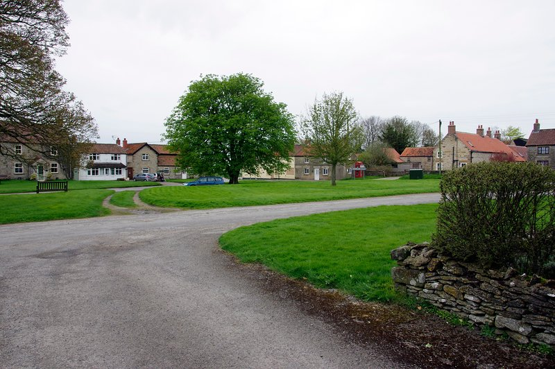 Fadmoor village green