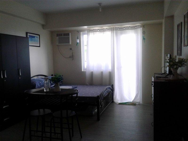 Unit 908 AMAIA Steps Pasig Condo , Eusebio Ave., Metro Manila, Philippines, vacation rental in Binangonan