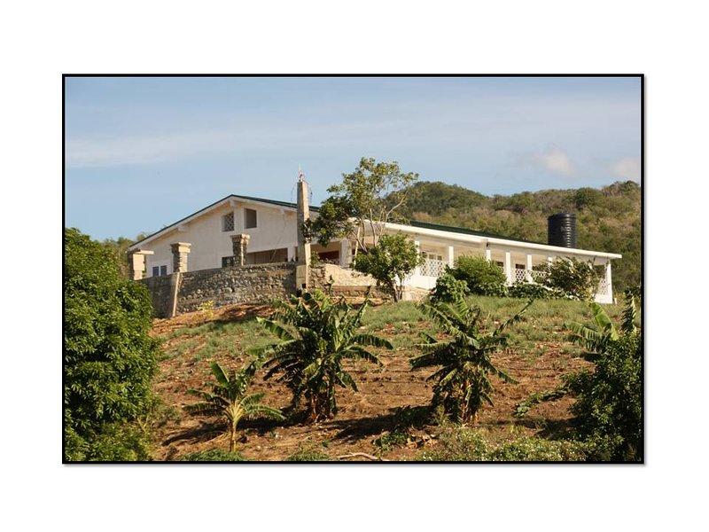 Jenny's' Retreat Farmhouse, holiday rental in Saint Thomas Parish