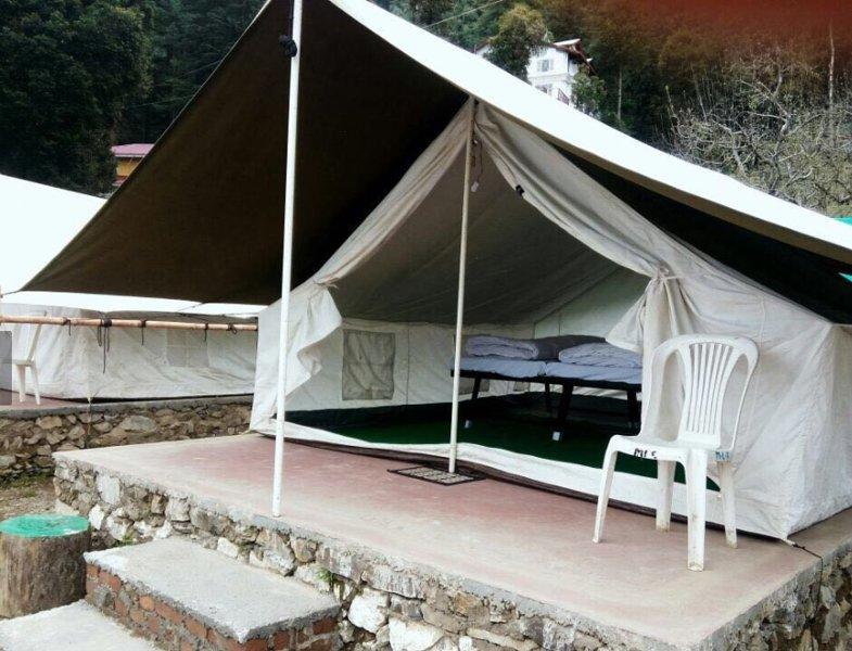 Mashobra Greens - Adventure Camp (Cottage 2), holiday rental in Mashobra