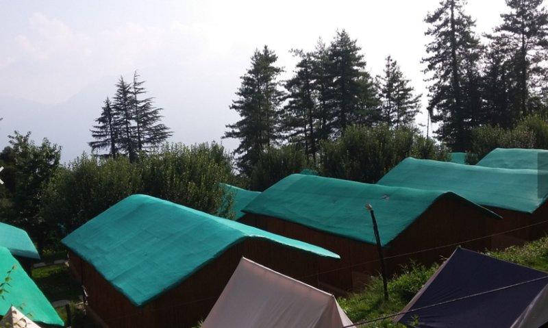 Mashobra Greens - Adventure Camp (Cottage 11), holiday rental in Mashobra