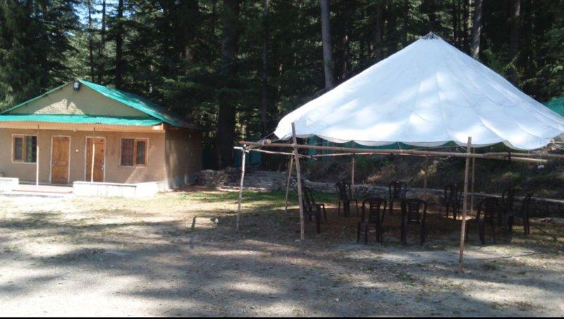 Mashobra Greens - Adventure Camp (Cottage 12), holiday rental in Mashobra