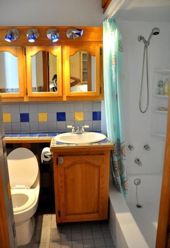 Cuarto de baño en la planta baja