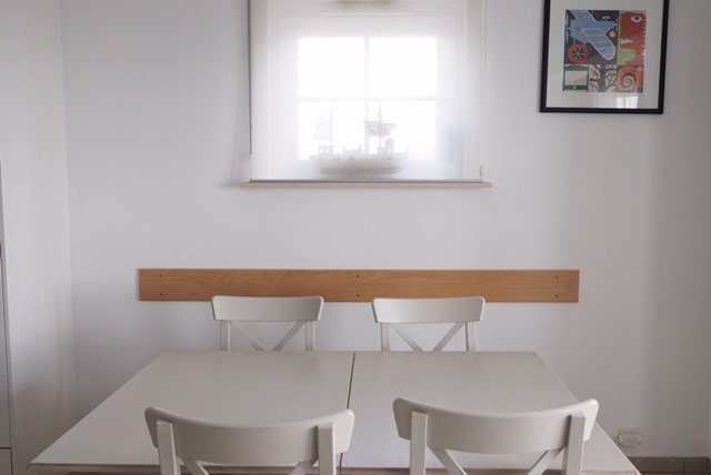 dining table with 6-8 places