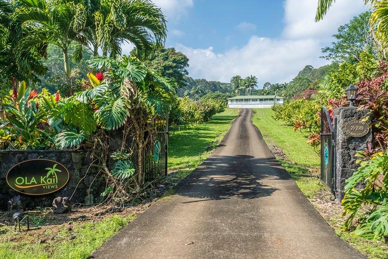 Welcome to Ola Kai Estate!