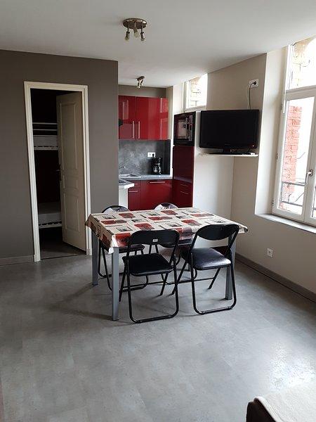 Appartement n°3, casa vacanza a Rang-du-Fliers