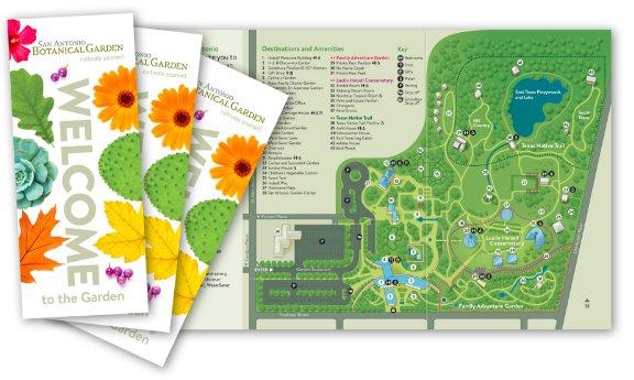 San Antonio Botanical Gardens!