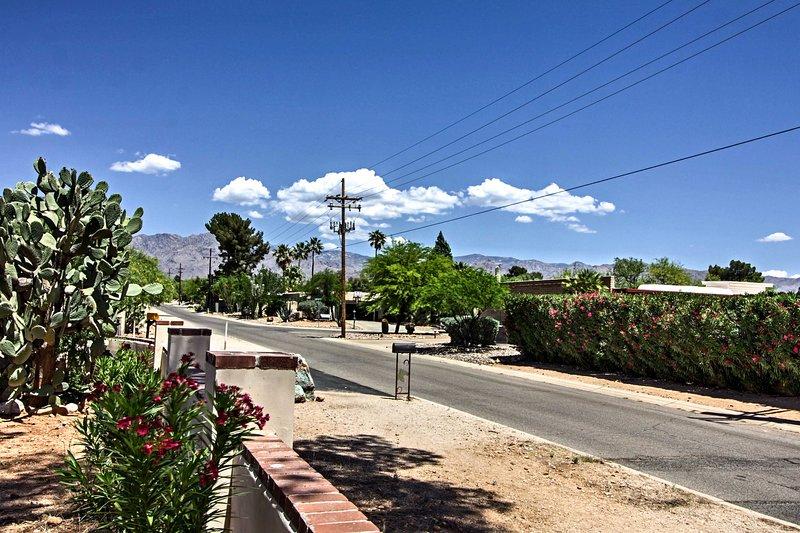 This quaint casita is a Tucson dream!