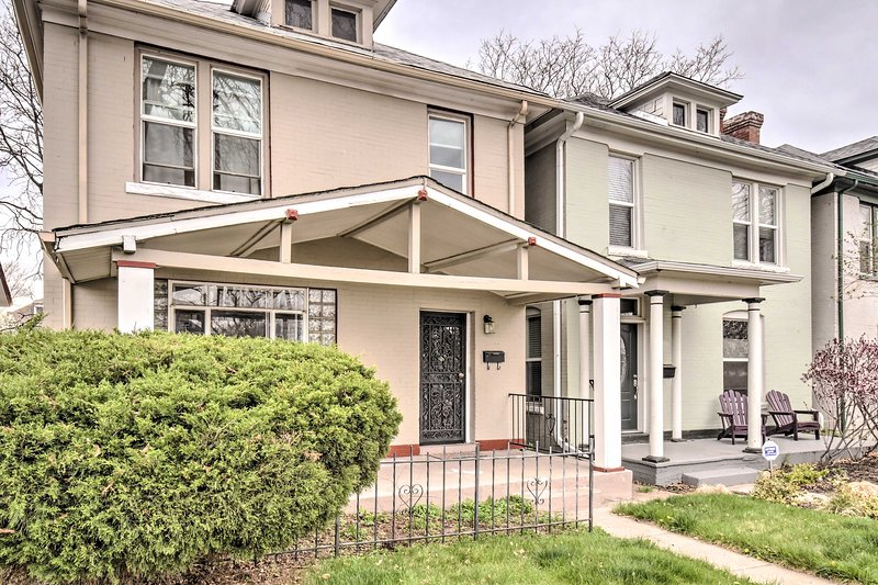 This home puts you close to everything Denver has to offer!
