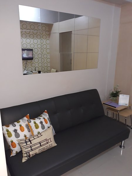 Fully furnished simple one bedroom, vacation rental in Marilao