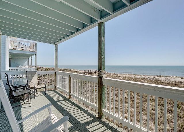 Sands III 2C Oceanfront Balcony