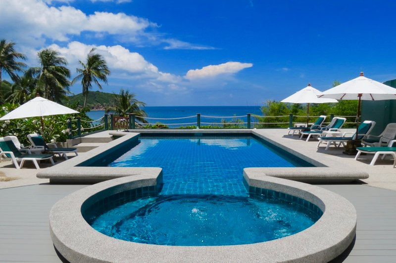 Dee Dee Villa Retreat, holiday rental in Ko Pha Ngan