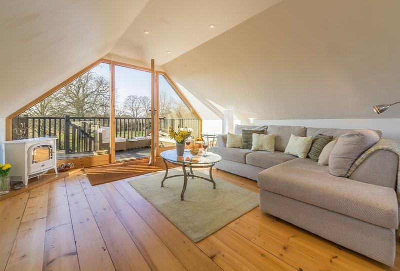 Miller's Loft, holiday rental in Banningham