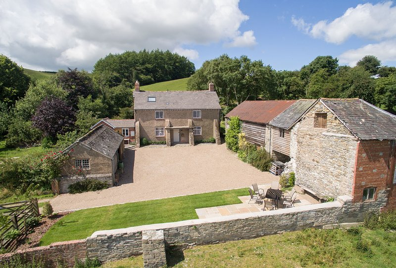 Draenllwynellen, vacation rental in Kerry