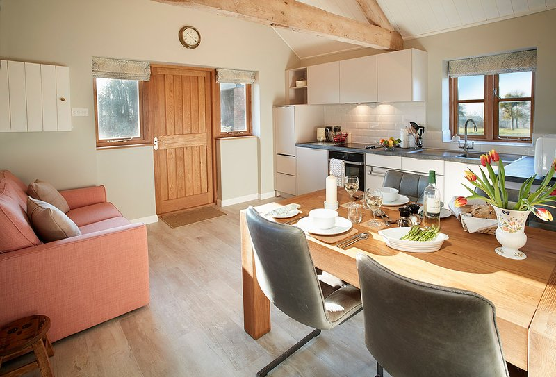 Little Owls Barn, holiday rental in Mordiford