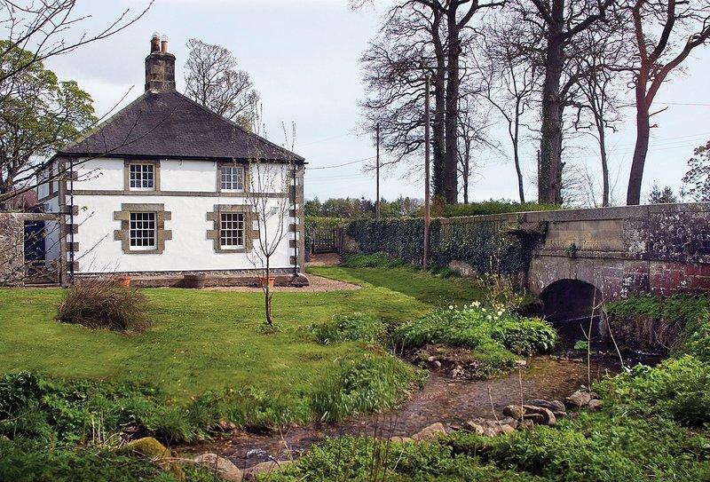 Haughton Castle - White Lodge, location de vacances à Slaley
