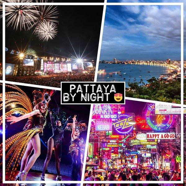 Desfrute de Pattaya.