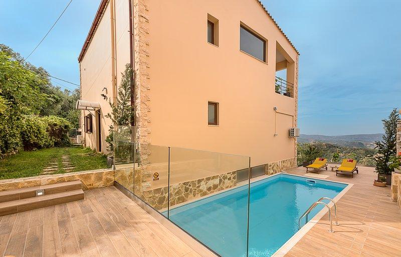 Villa Armonia Boutique Living, alquiler vacacional en Zourva