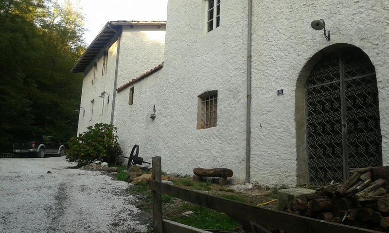 la casa nel bosco, alquiler vacacional en Stabbiano
