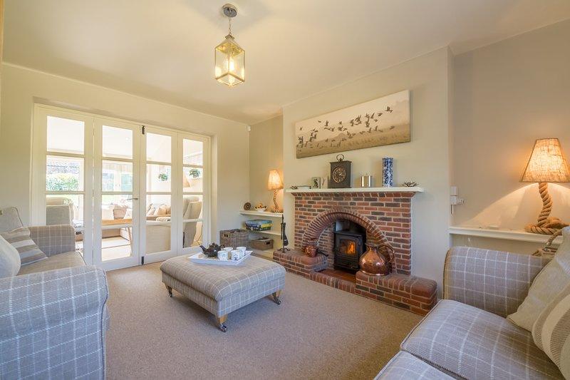 Grove House, vacation rental in Warham
