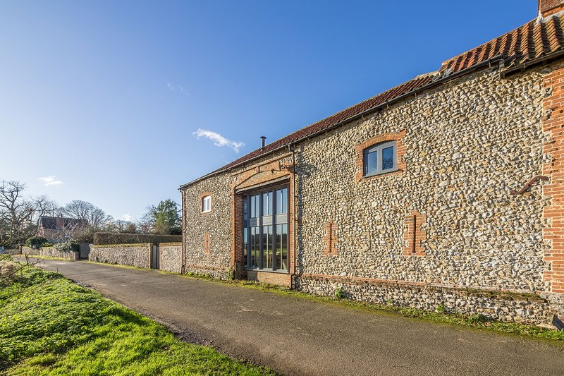 Nelson's Barn, holiday rental in South Creake