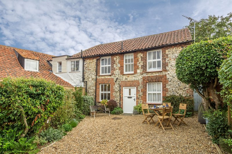 Lifeboat Cottage, holiday rental in Brancaster