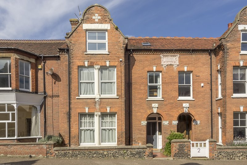 Piper's Lodge, holiday rental in Sheringham