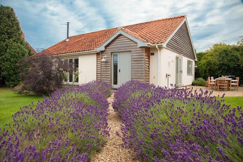 Hidden House, holiday rental in Brancaster