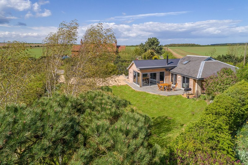 Peterstone Lodge, holiday rental in Burnham Thorpe
