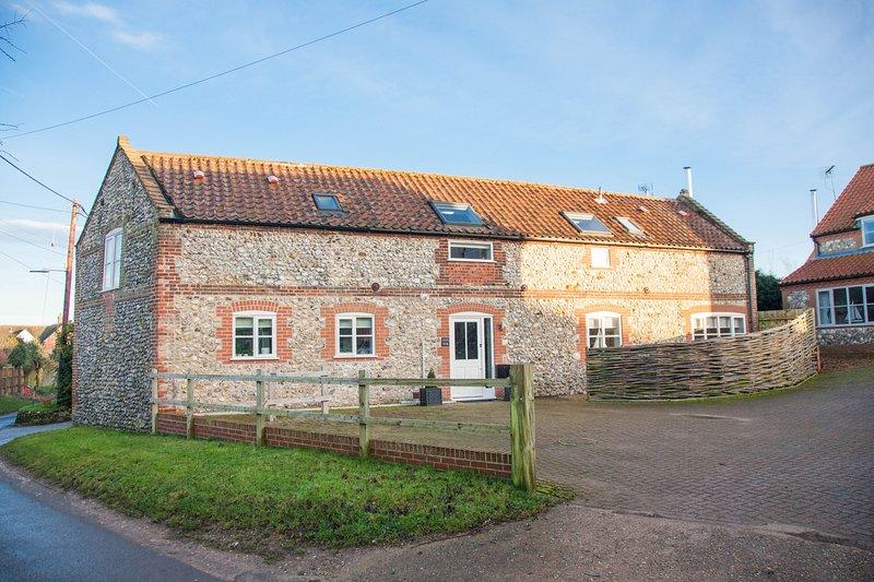 Coach House (D), vacation rental in Burnham Market