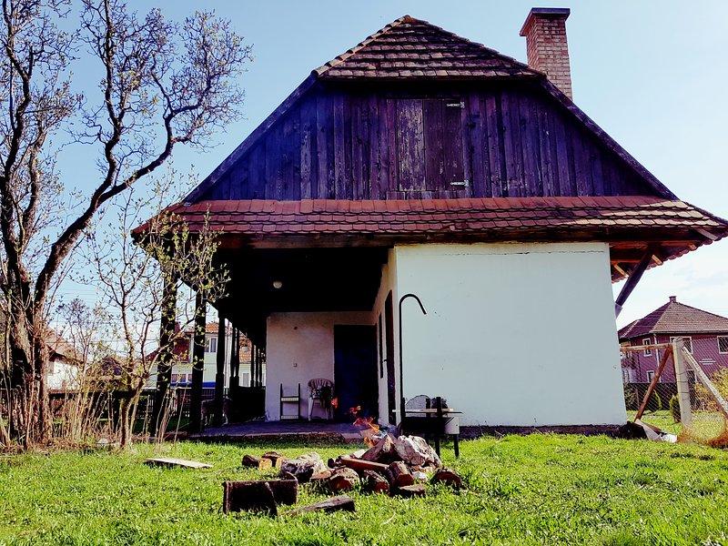 Szárhegyi Pihenő, holiday rental in Balan