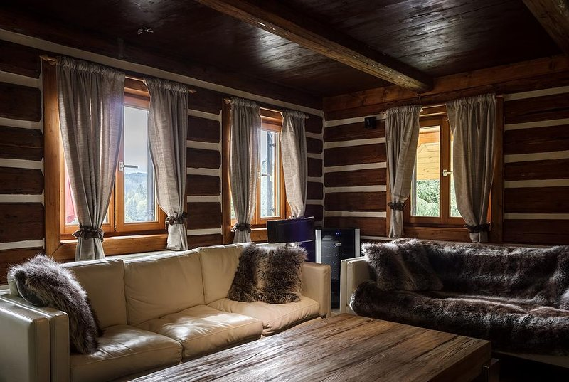 Chalet Joseph Mine, holiday rental in Mnisek