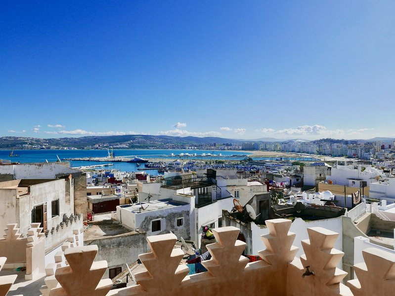 The African Tower, holiday rental in Tanger-Tetouan-Al Hoceïma