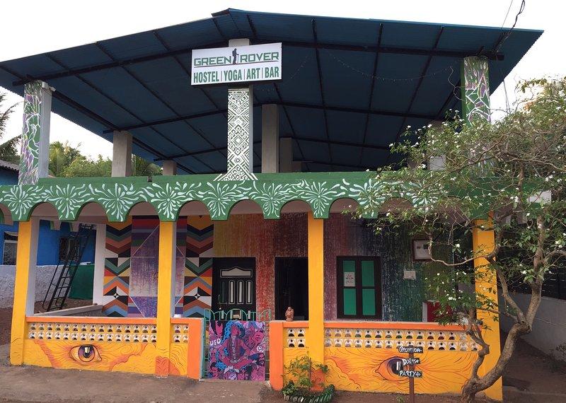 Green Rover Hostel Goa - Bedroom 4, holiday rental in Vagator