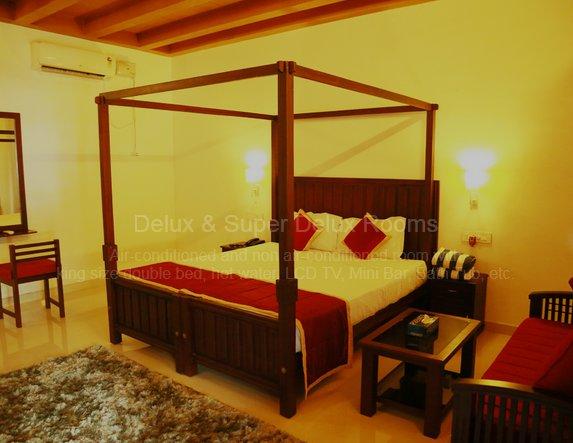 Yantra Ayurvedic Beach  Resort - Superior Deluxe Room 1, vakantiewoning in Angamaly
