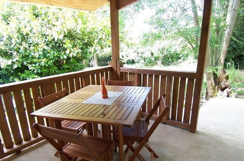 Nice house with garden & Wifi, holiday rental in Virlet