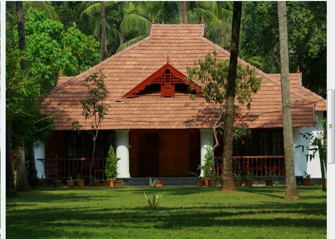 Yantra Ayurvedic Beach  Resort - Mega Delux Cottage 1, vakantiewoning in Angamaly