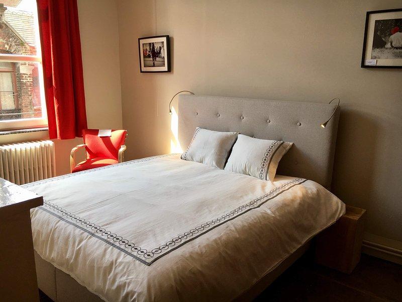 Villa Theresa-Magnifique gîte de charme en plein cœur de Soignies, location de vacances à Nivelles