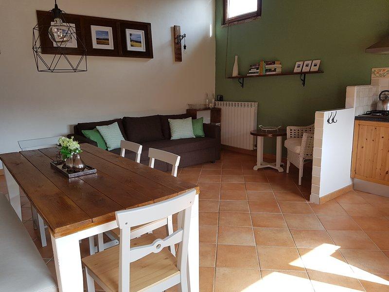 Living room apartment Vincisgrassi
