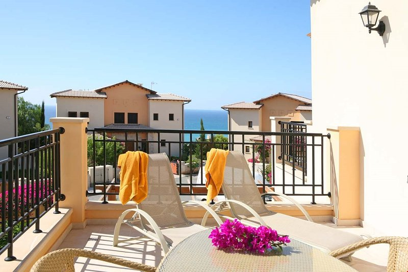 Catch some sun on your own private balcony or terrace.