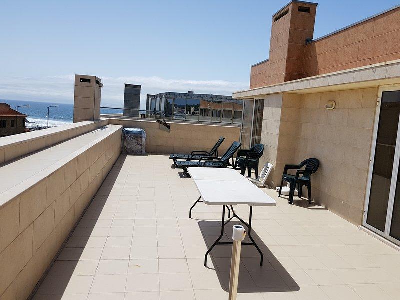 Beautiful apartment with sea view, casa vacanza a Vila do Conde